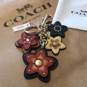 Coach wildflower cluster multicolor 💐